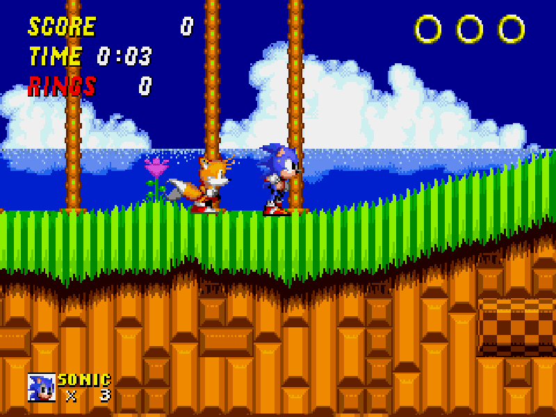 Sonic The Hedgehog 2 Play online
