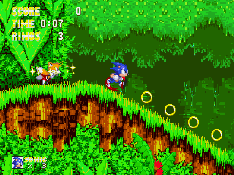 Sonic The Hedgehog 3 Play online