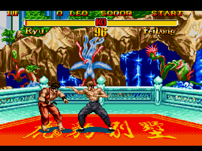 Super Street Fighter 2: The New Challengers - Download