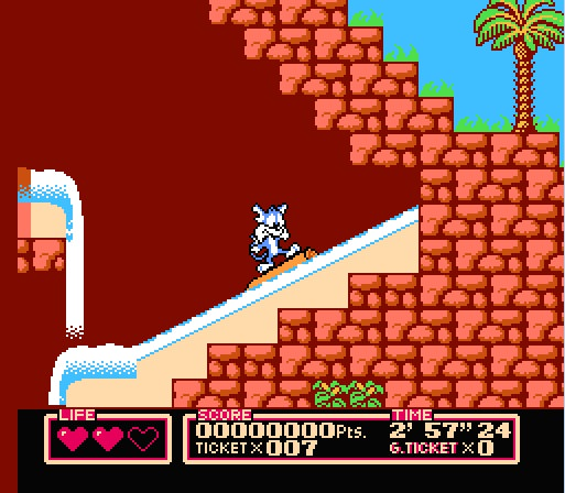 Tiny Toon 2 Play online