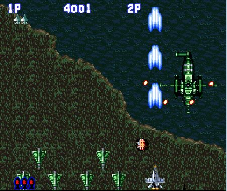 Aero Fighters Играть Онлайн