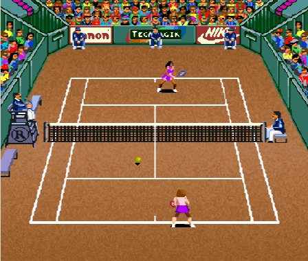 Andre Agassi Tennis Play online
