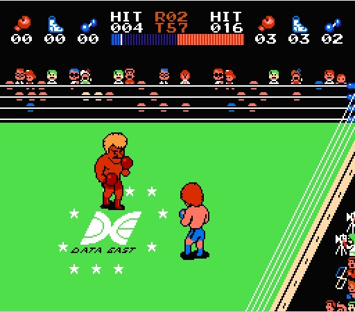 Boxing Ring King Play online