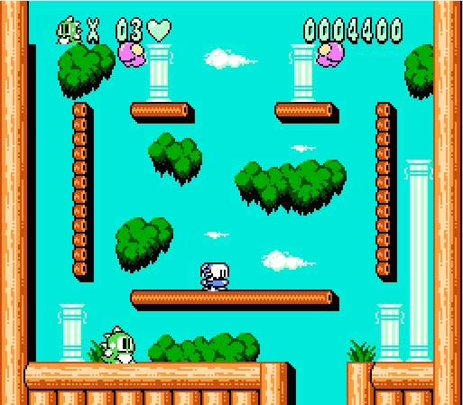 Bubble Bobble 2 Play online