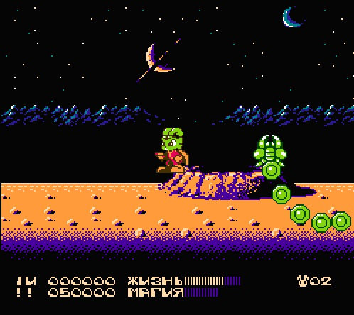 Bucky O'hare Play online