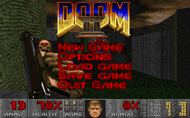 Doom 2 Play online