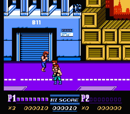 Double Dragon 2 - The Revenge Play online