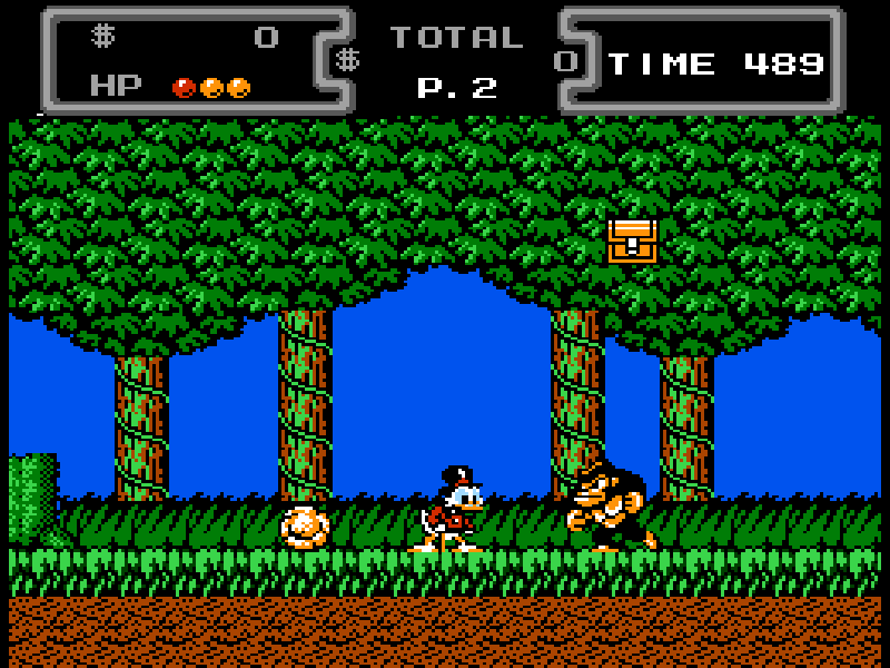 Duck Tales Play online