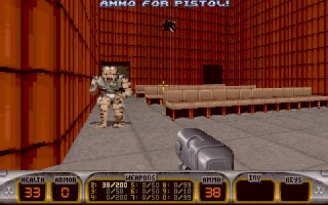 Duke Nukem 3D: Atomic Edition Играть Онлайн
