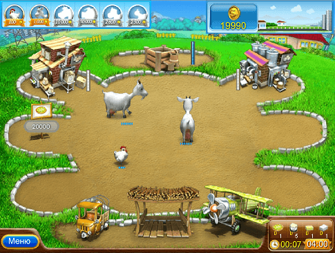 Farm Frenzy Pizza Party Download