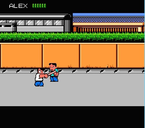 River City Ransom Играть Онлайн