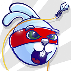 Rabbit Samurai Play online