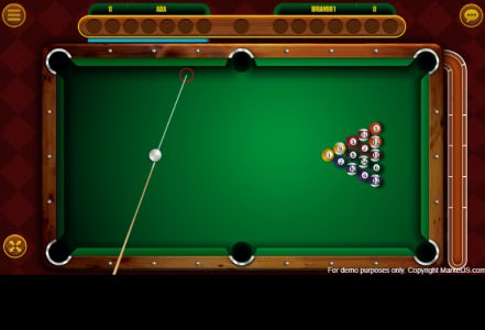 8 ball pool with friends Play online