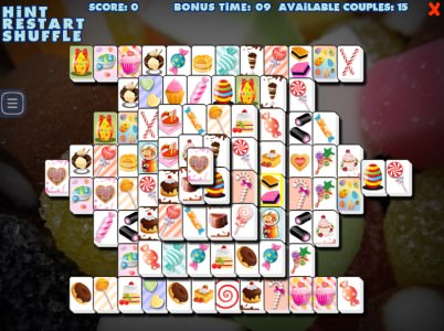 Sweety Mahjong Play online