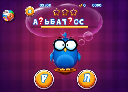Words with Owl / Слова с совой играть