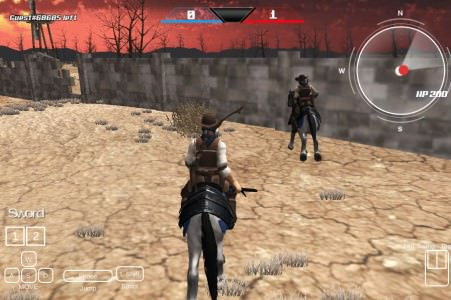 Bandits Multiplayer PVP Play online