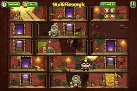 Bob The Robber 5: Temple Adventure Play online