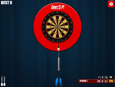 Darts Pro Multiplayer play