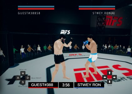 MFS: MMA Fighter Play online