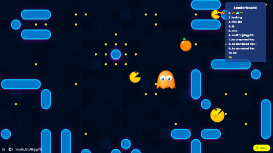 Pac-Man.io Play online