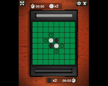 Reversi Multiplayer  / Реверси по сети Играть Онлайн