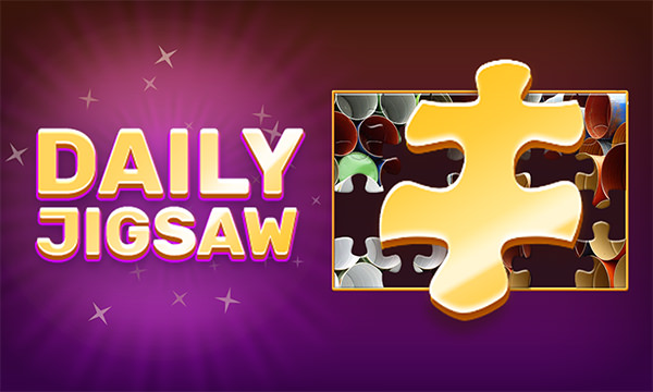 Daily Jigsaw Play online