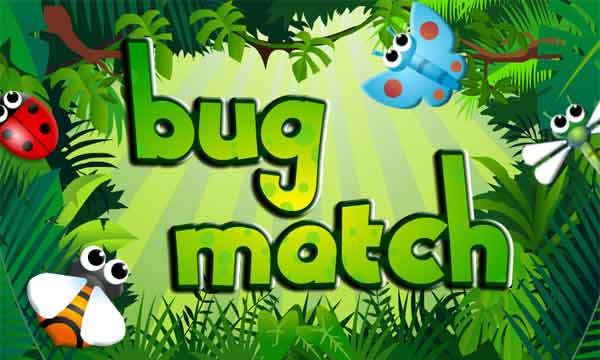 Bug Match 2 Play online
