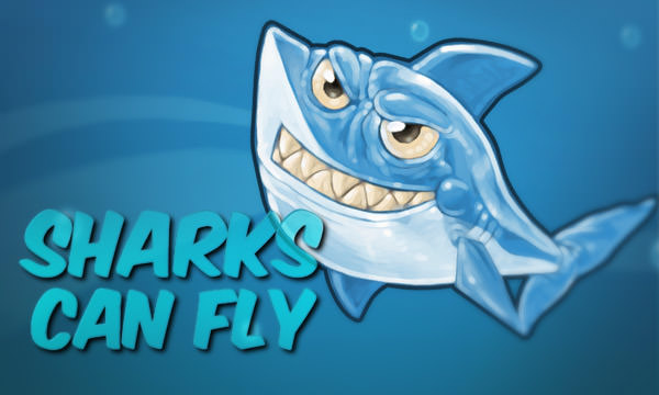 Sharks can fly Play online