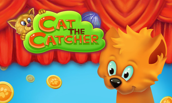 Cat the Catcher Play online