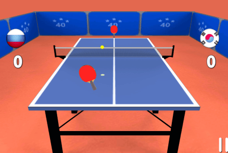 Table Tennis Pro play