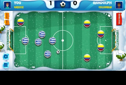 Winter Soccer Play online