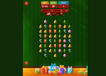 Jewel Magic Xmas Play online