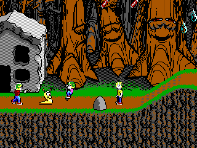 Commander Keen 4: Secret of the Oracle Play online