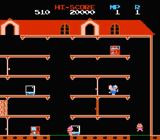 Mappy Play online
