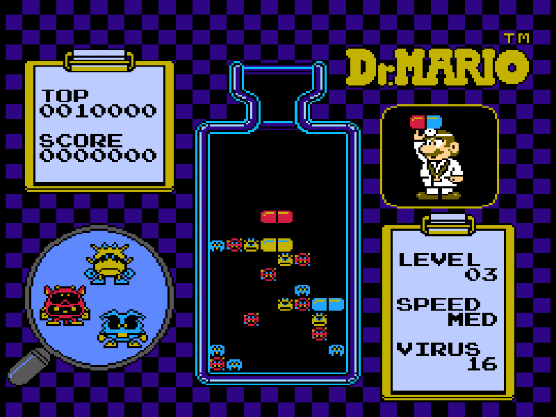 Dr. Mario Play online