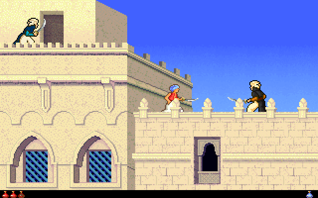 Prince of Persia 2: The Shadow and the Flame Play online