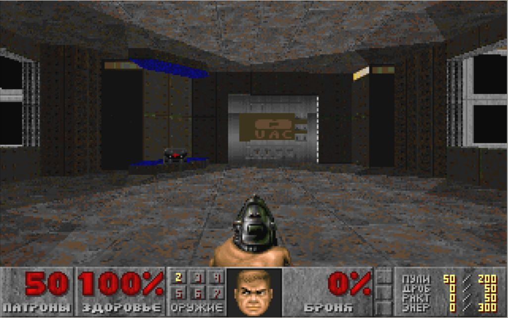 Final Doom: TNT Evilution Играть Онлайн