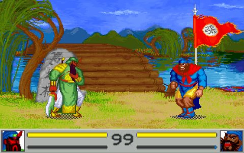 Sango Fighter Play online