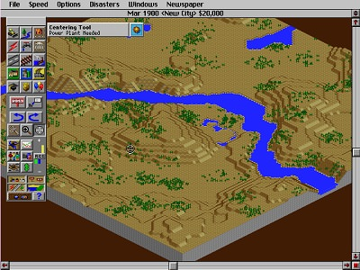SimCity 2000 Play online