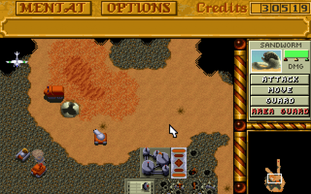 Super Dune 2: The Destruction / Супер Дюна 2: Разрушение Играть Онлайн