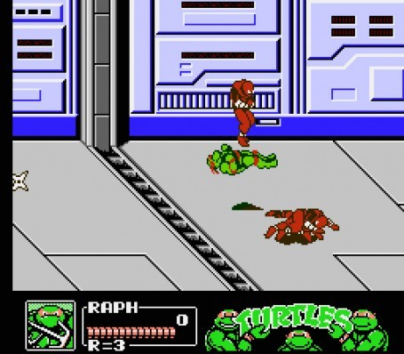 Teenage Mutant Ninja Turtles 3: The Manhattan Project  Play online