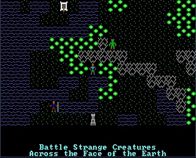 Ultima 2: The Revenge of the Enchantress Play online