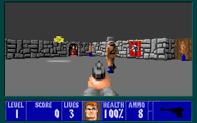 Wolfenstein 3D Play online