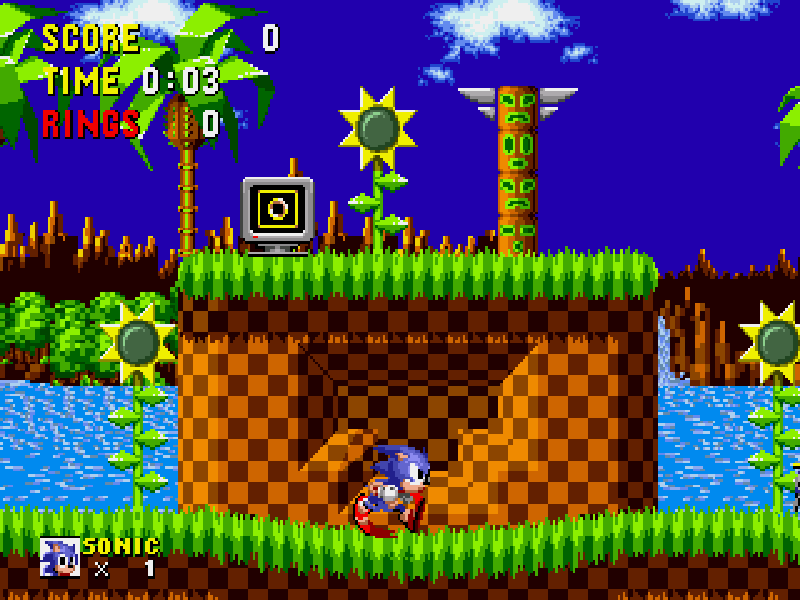 Sonic The Hedgehog / Sonic l'hérisson Télécharger