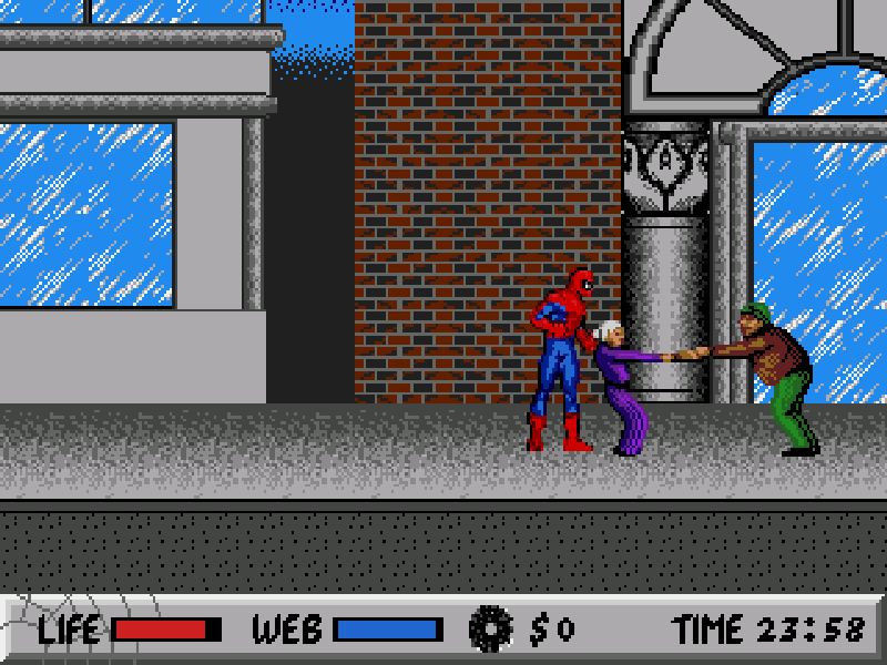 Spider-Man vs The Kingpin Descargar