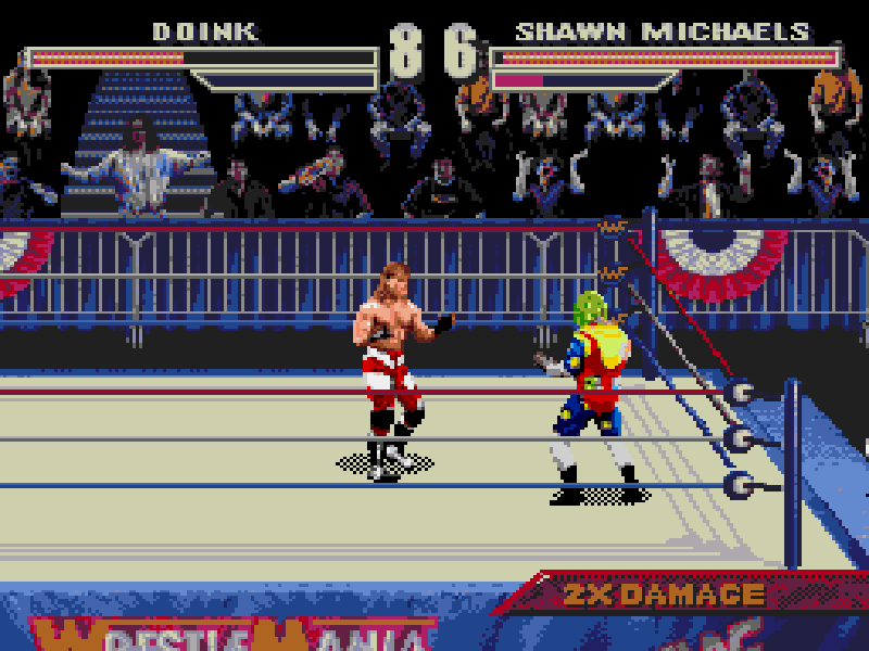 WWF WrestleMania Download