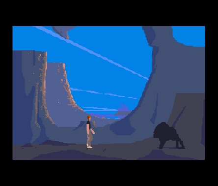 Another World (SNES)