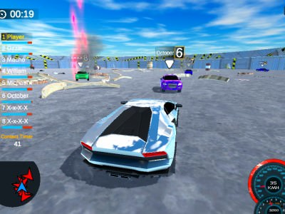 Real Cars Extreme Racing