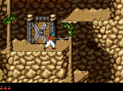 Prince of Persia 2 SNES